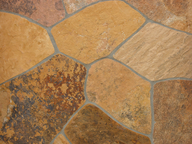 Desert Rose Flagstone Pavers Supplier Arizona Anasazi